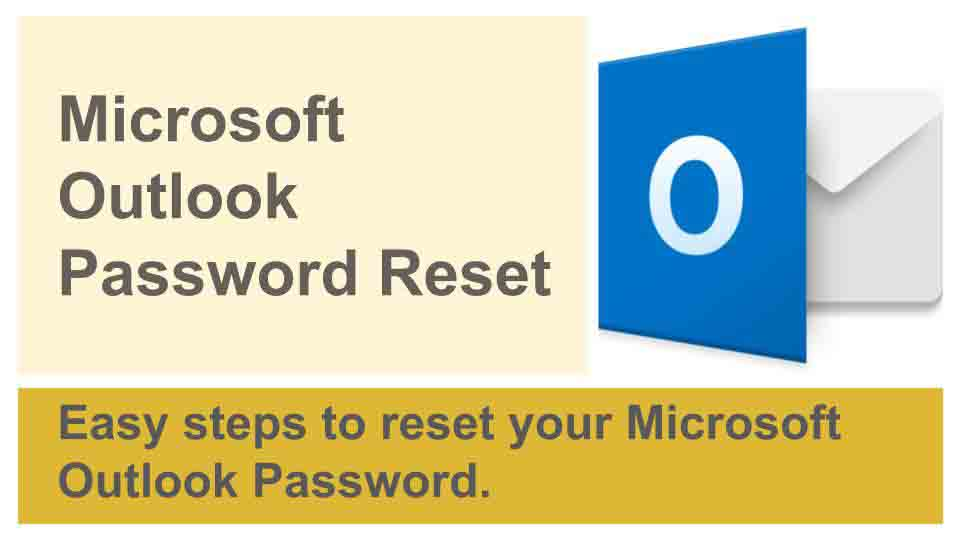 OUTLOOK.COM Account Password Recovery Not Working