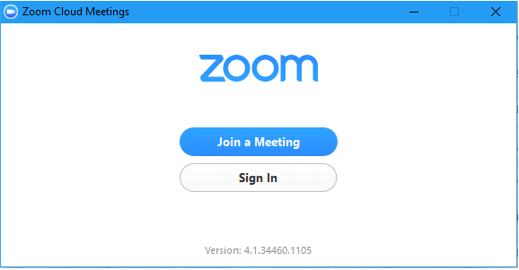 Zoom Email Login Not Working