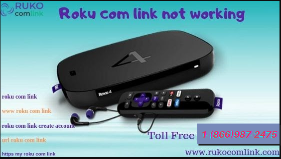 Roku com link not working