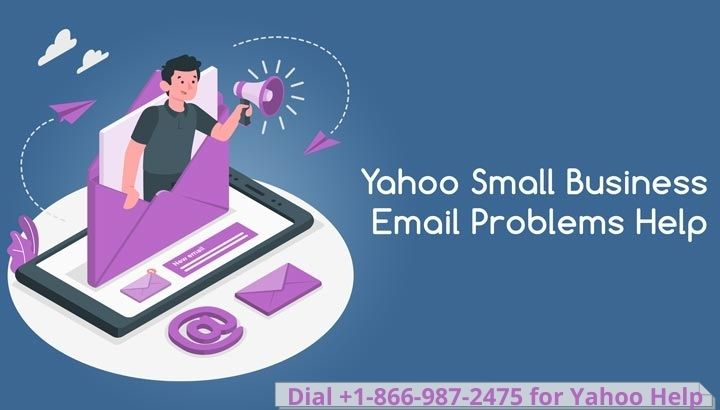 Yahoo Business Email Not Working